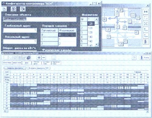 Контроллер дорожный универсальный 3.2Н, 24 канала.